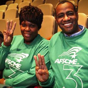 AFSCME 3 Wins 3% Pay Raise for State Employees
