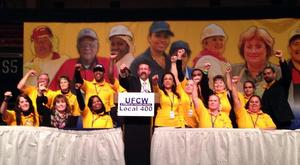UFCW 400 Members Authorize Strikes Against Giant & Safeway