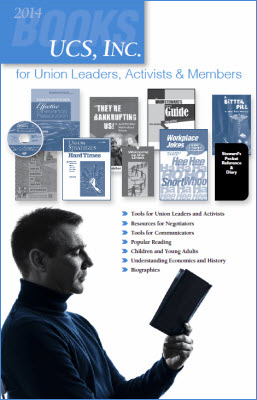 2014 UCS Catalog Offers Books for Union Activists, Leaders