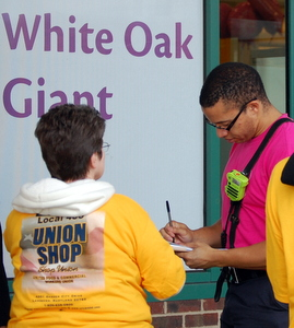 Area Supermarket Workers to Rally for Fair Contract at O St Market Giant Grand Opening