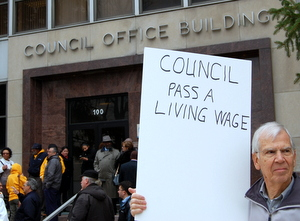 Key MontCo Committee Sends $11.50 Minimum Wage Bill to County Council