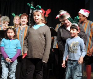 Twice The Joy: Two DC Labor Chorus Holiday Concerts This Saturday