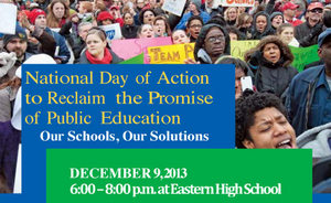 DC Public Education Allies Gather Monday to Join National Day of Action