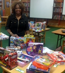 SEIU Toys for Tots Drive Brings Joy to PG Kids