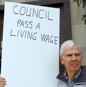Reception Tonight Celebrates Area Wins on Minimum Wage