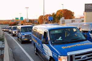 Protest Over Shuttle Driver Firings Set for Today in Baltimore