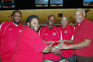 Fire Fighters 36 Tops Bowling for Gold Tourney
