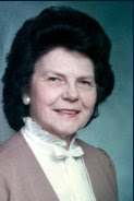 In Memoriam: Ruthaleen Edwards
