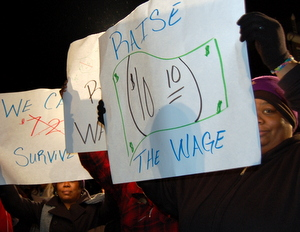 $10.10 Minimum Wage Bill Passes in Maryland House: