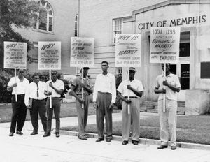 Union Voice/Readers Write: Remembering the Memphis Strikers' Union