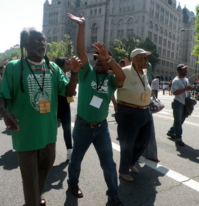 Labor to March in DC Emancipation Day Parade Today