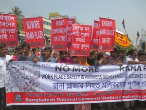 Solidarity Center Report: 1 Year After Rana Plaza