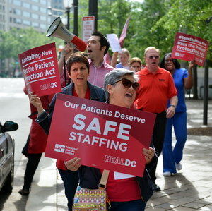 Nurses Release Report Documenting Understaffing