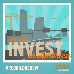 Infrastructure Rally Calls for Rebuilding America