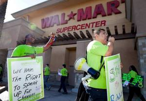Local WalMart Doc Crew Heads to AZ; Local Actions Planned