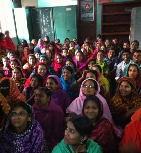 Solidarity Center Report: Attacks Escalate on Bangladesh Garment Union Leaders