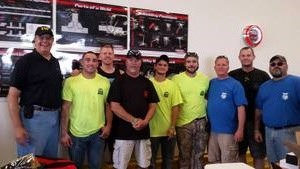 Iron 5 Apprentices Sweep Competition; Martin Wins Another Term