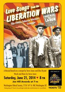 New Jazz Labor Opera Premieres Saturday