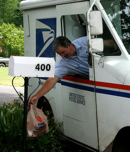 Letter Carrier Food Drive Delivers, Again