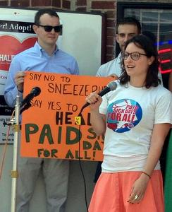 Celebrating DC Wage Increase, Advocates Say There's More To Do