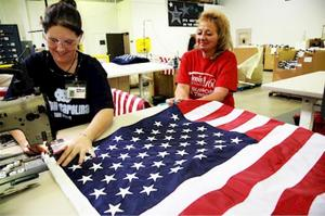 July 4 Made-in-America Flags, BBQ, Beer & More