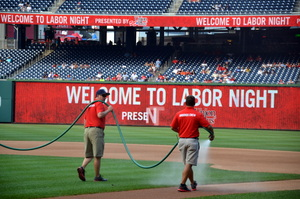 Labor Secretary Perez to Throw Out First Pitch at Labor Night at Nats