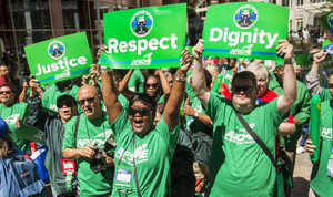 AFSCME Says Organizing is Answer to Attacks