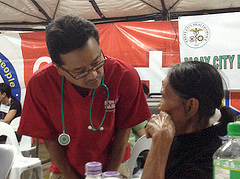 Nurses Offer Free Health Screening